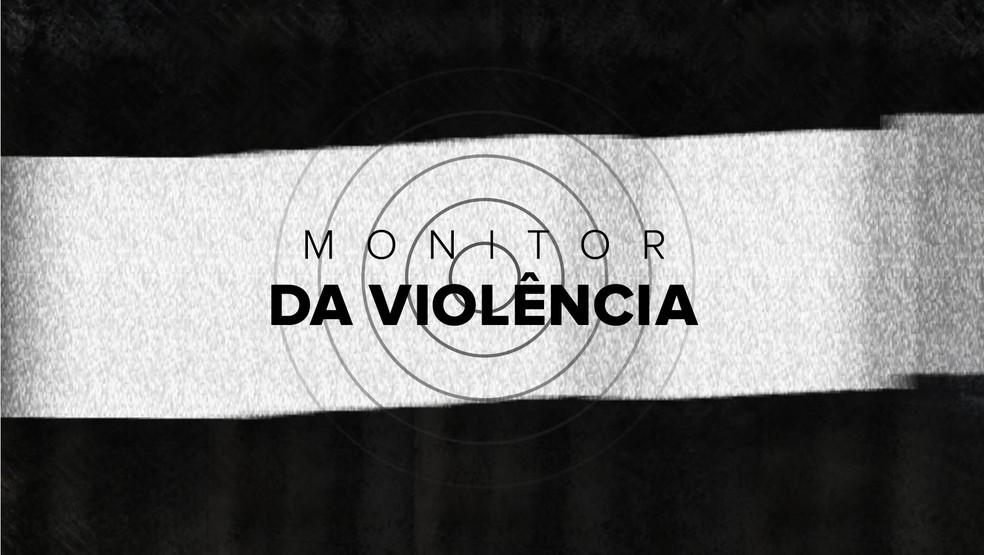novo selo monitor da violência 02 — Foto: Amanda Paes/G1