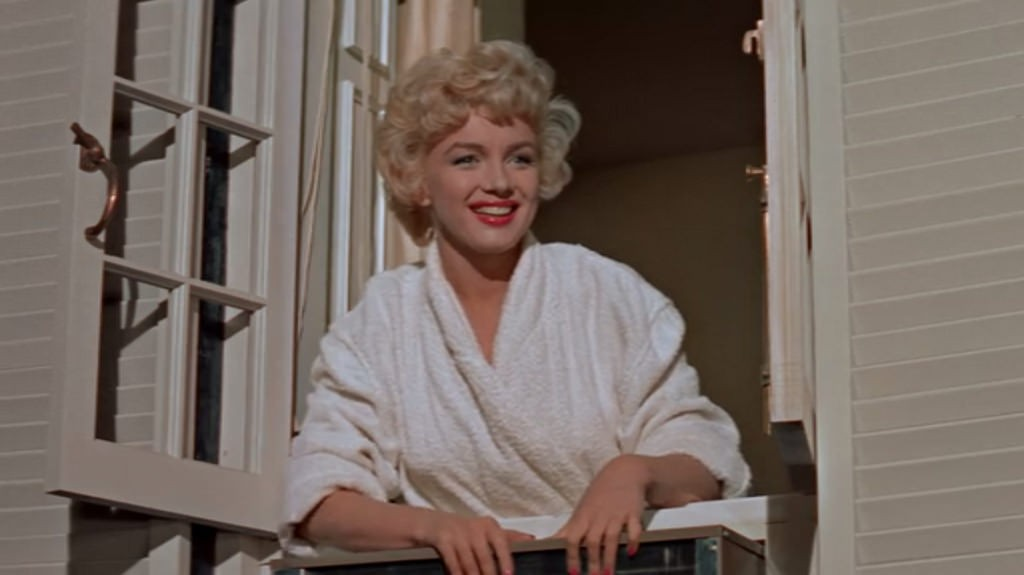 Marilyn em cena (Foto: Flickr/Classic Film)