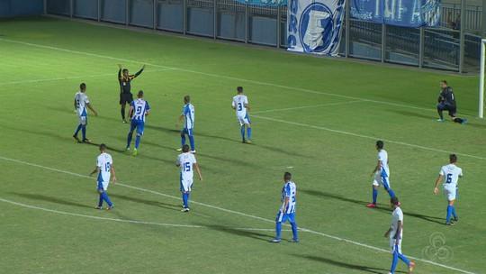 """Araxá lamenta falta de protagonismo no futebol do AM: """"Momento não é fácil"""""""