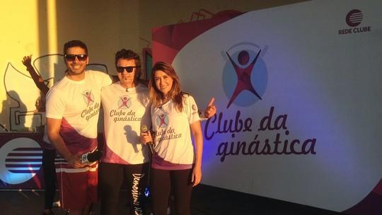 'Programão' mostra detalhes do 'Clube da Ginástica' na Zona Sudeste de Teresina