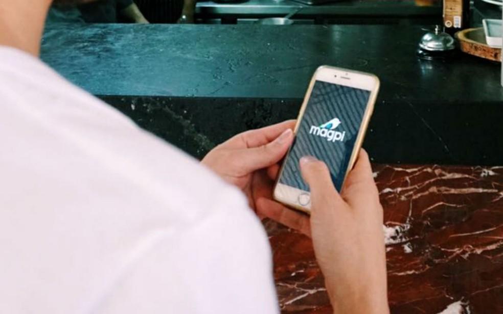 Aplicativo para celulares