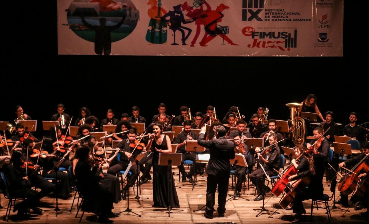Orquestra Filarmônica Jovem da UFPB se apresenta em João Pessoa - Radio Evangelho Gospel