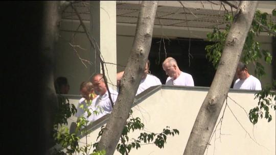 Eike Batista deixa a prisão após habeas corpus