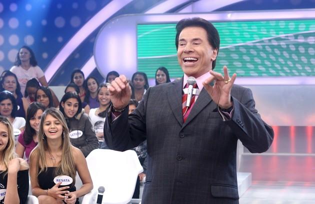 Silvio Santos: 'Ele é uma referência histórica da televisão brasileira' (Foto: Divulgação)