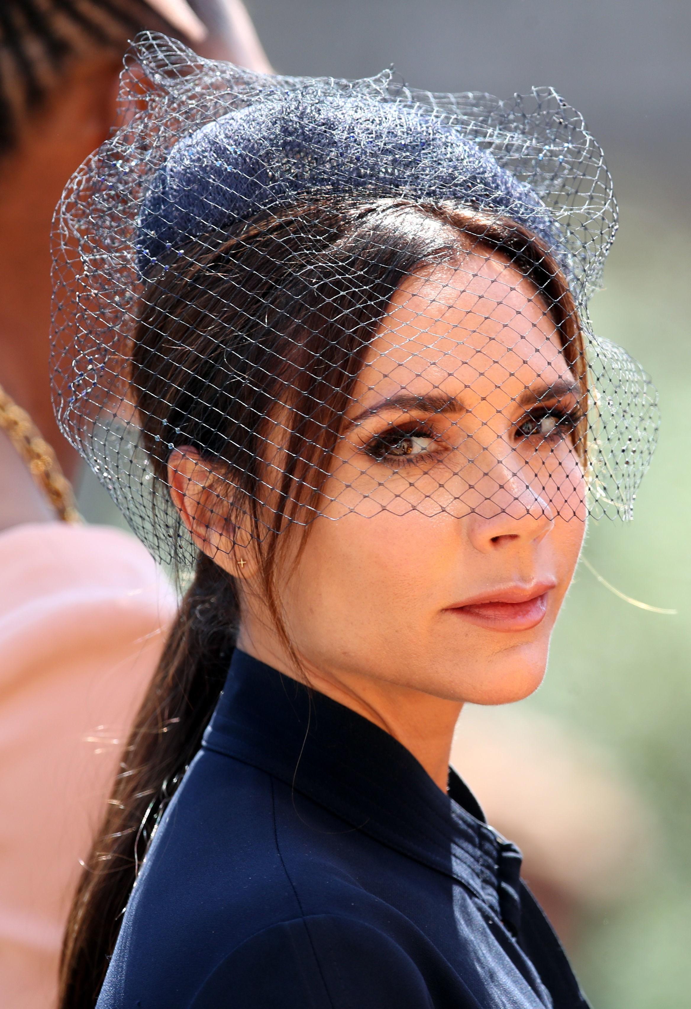Victoria Beckham fala pela primeira vez sobre o casamento real e a nova amiga Meghan Markle (Foto: Getty Images)