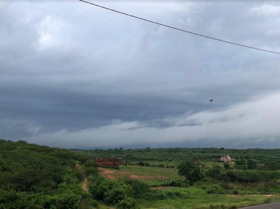 Tauá tem chuva de 282 milímetros, a segunda maior do Ceará em 48 anos
