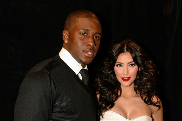Reggie Bush e Kim Kardashian  (Foto: Getty Images)