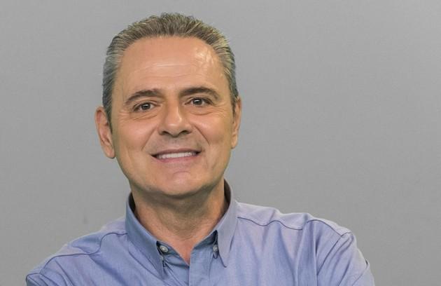 O time dos estúdios terá ainda Luis Roberto (Foto: João Miguel Júnior/TV Globo)