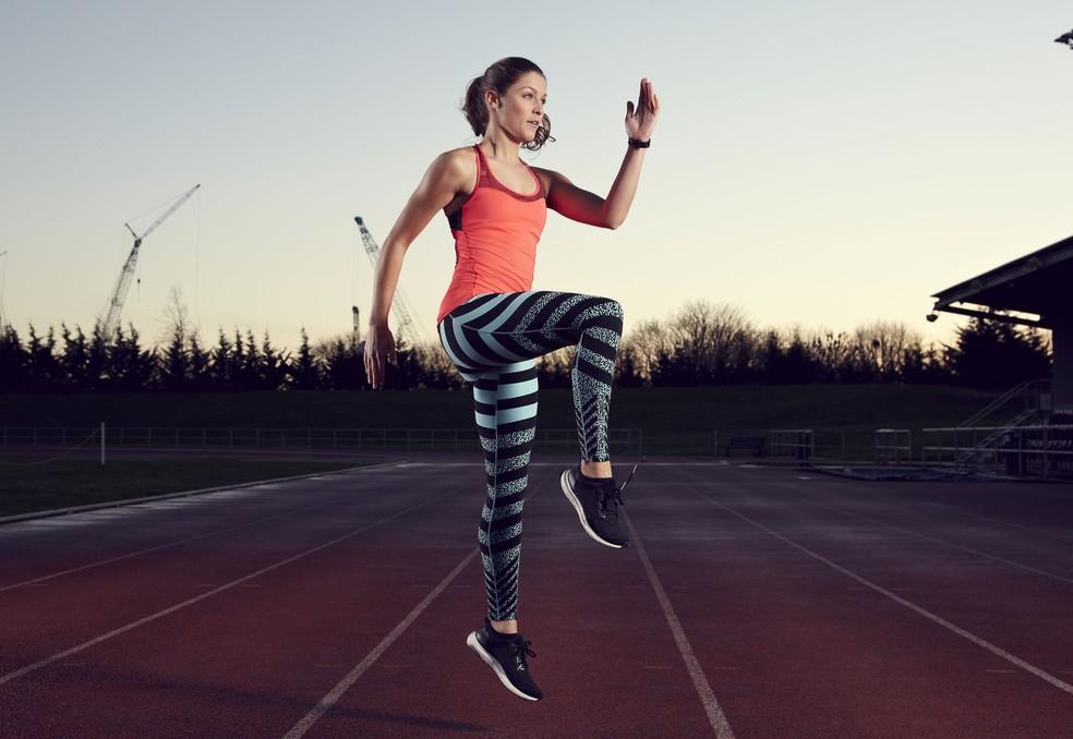 Educativo de corrida: bom exemplo de exercício de mobilidade (Foto: Getty Images)