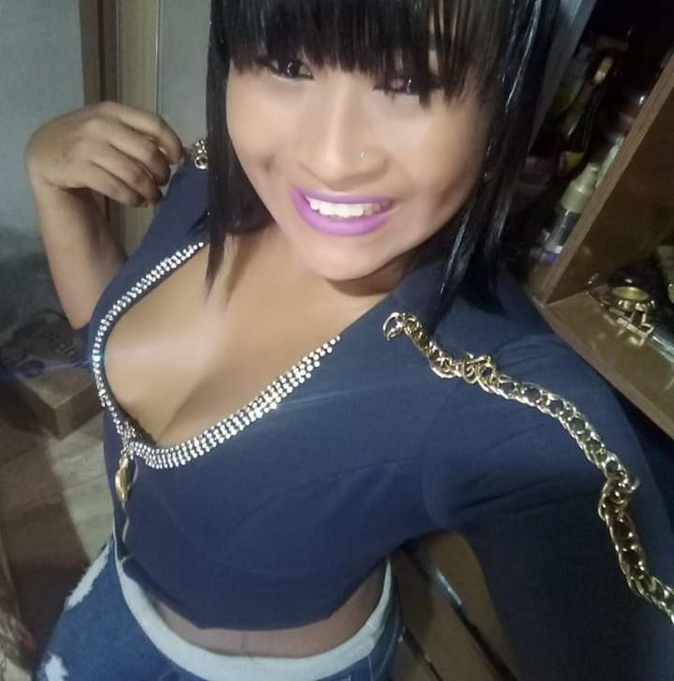 Tereza Raquel foi uma das vítimas da chacina do Guamá, em Belém — Foto: Reprodução/ TV Liberal