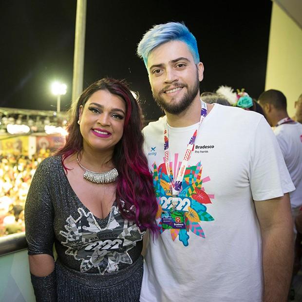 Preta Gil e o marido, Rodrigo Godoy (Foto: Felipe Panfili/ Divulgação)