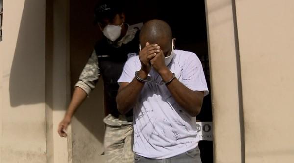 Ex-vereador Zué do Esporte foi preso preventivamente e levado ao Presídio de Bom Sucesso (MG) — Foto: Reprodução/EPTV