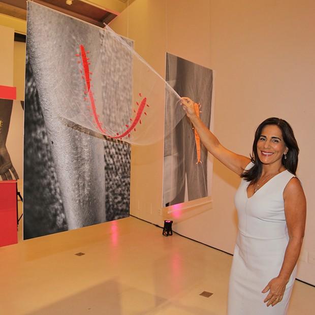 Gloria Pires (Foto: Deividi Correa e Denilson Santos / AgNews)