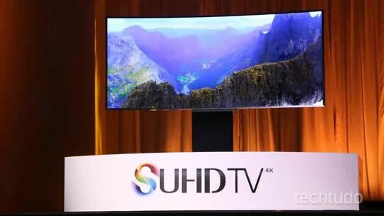 Testamos a S UHDTV da Samsung: imagens quase perfeitas, mas o preço...