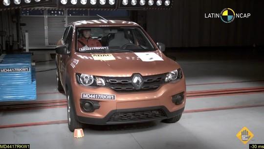 Renault Kwid é chamado para recall por 2 problemas diferentes