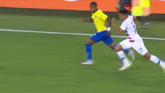 Muricy Ramalho diz que Douglas Costa foi o melhor jogador do Brasil em campo