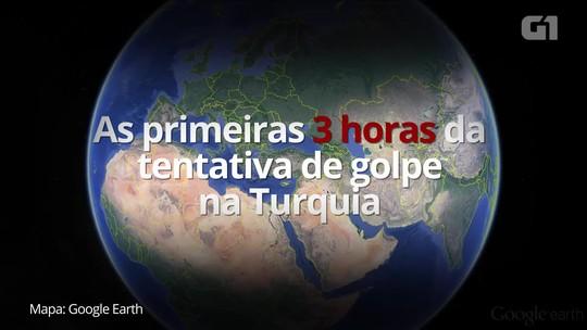 Após tentativa de golpe na Turquia, avião com brasileiros chega a SP