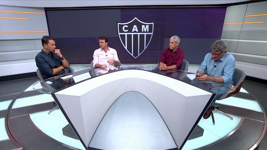Comentaristas analisam situação do Atlético-MG na Libertadores