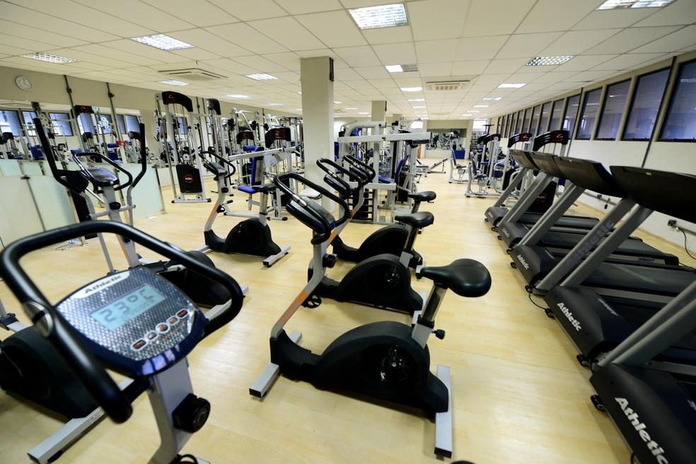 SESI oferece à comunidade centros esportivos onde é possível praticar várias modalidades de atividade física — Foto: Valter Pontes/Coperphoto/Sistema FIEB