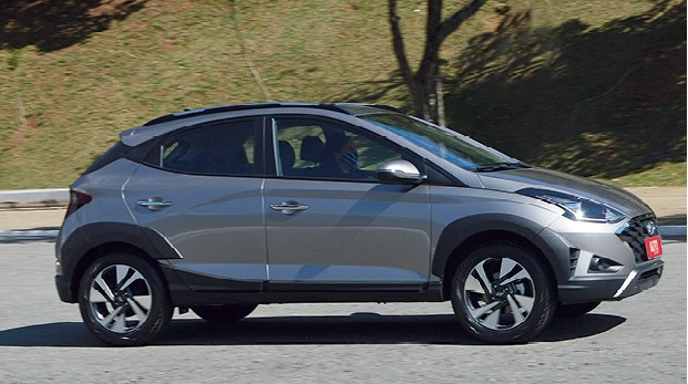 Hyundai HB20x (Foto: André Schaun)