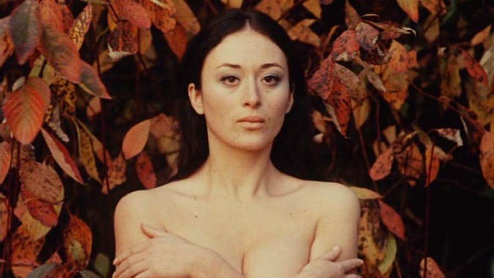 """Cena do filme """"Fruto do paraíso"""" (1969), da cineasta tcheca Věra Chytilová — Foto: Divulgação"""