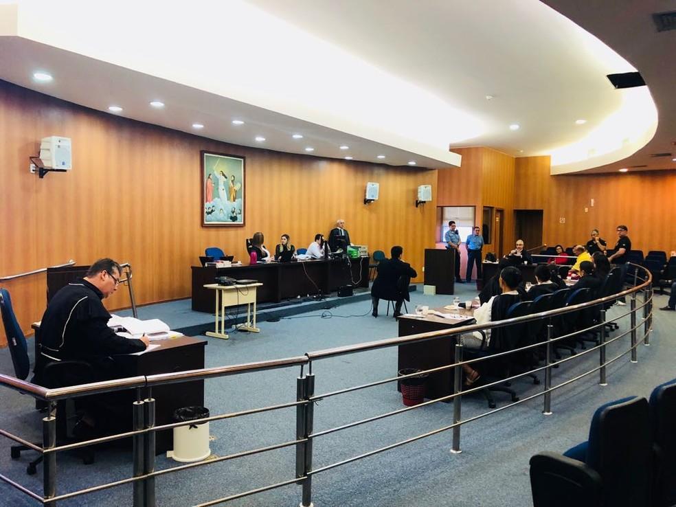 -  Vara do Tribunal do Júri da Comarca de Ananindeua  Foto: TJPA