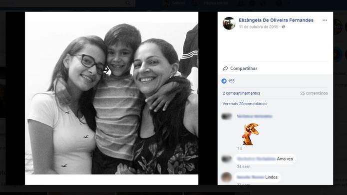 Mãe, filha e filho eram de Catolé do Rocha, na Paraíba, e morreram em acidente na BR-251, em Grão Mogol, Minas Gerais