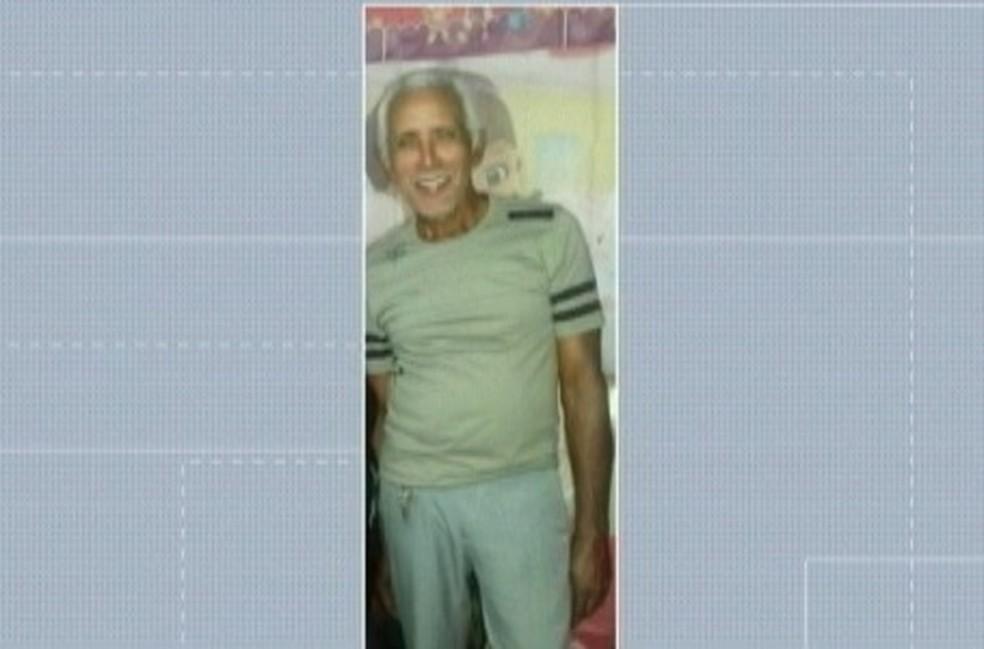 Idoso é assassinado durante tentativa de assalto em Parauapebas. — Foto: Reprodução / TV Liberal