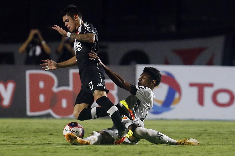 Paulo Victor foi bem em sua estreia no profissional do Botafogo — Foto: Vitor Silva/Botafogo