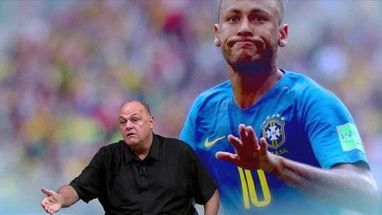 """Oscar participa do Grande Círculo e não poupa Neymar: """"Ele não é melhor do que ninguém"""""""
