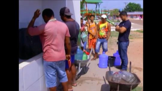 Adutora rompe em Marabá, no Pará e mais de 20 mil casas ficam sem água