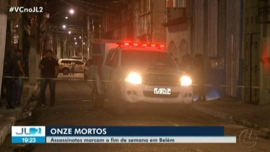 'Não era bandido, era atleta', diz mãe de 1 dos 11 mortos na Grande Belém