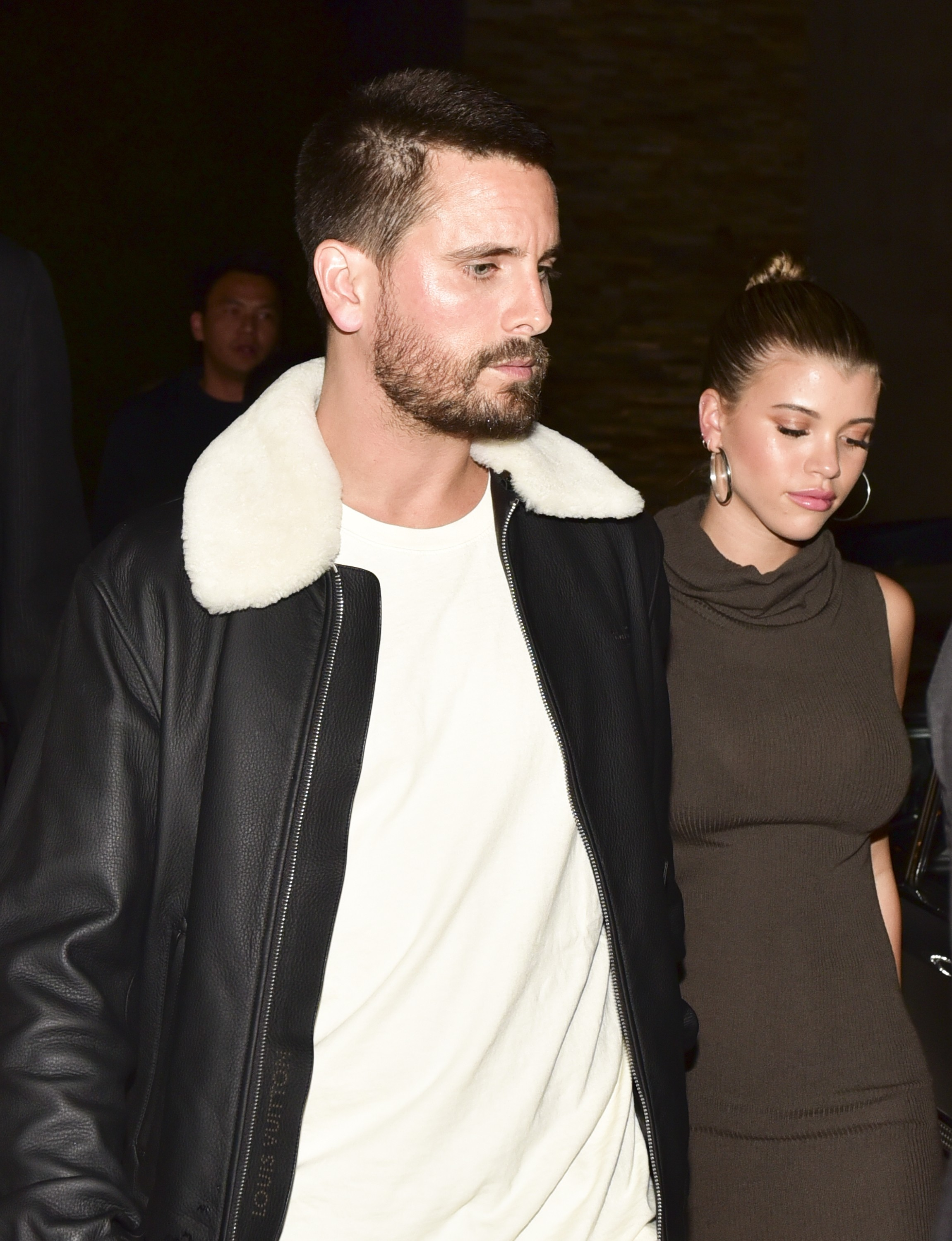 Scott Disick e Sofia Richie (Foto: Getty Images)