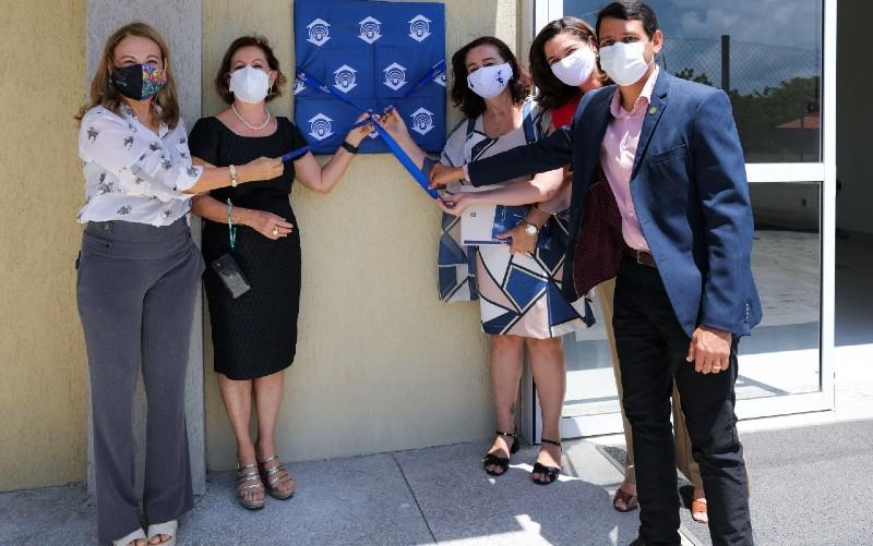 Novo campus da Medicina Veterinária amplia integração entre teoria e prática