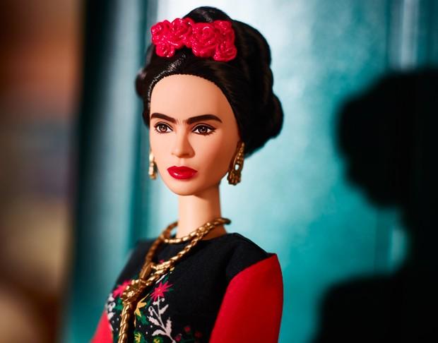 Barbie Frida Kahlo  (Foto: Divulgação)