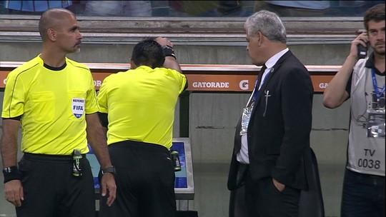 Analistas discutem uso do árbitro de vídeo na final da Recopa
