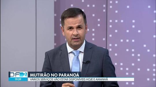 Secretaria de Justiça realiza mutirão no Paranoá