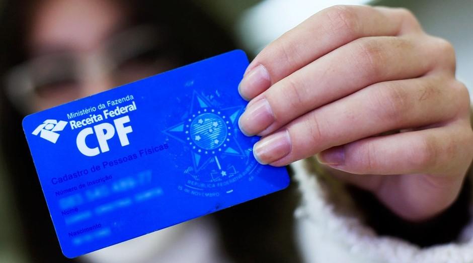 CPF (Foto: Divulgação )