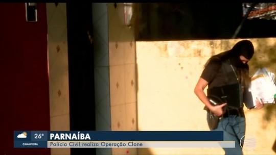 Polícia faz buscas em sede do Detran por suspeita de falsificação de documentos