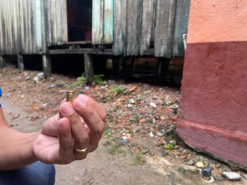 Em menos de um mês, Manaus chega a 100 mortes violentas; número é o maior entre levantamentos mensais de 2019 — Foto: Patrick Marques/G1