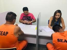 Seap promove mutirão para emissão de RG de detentos do CDPM 2 - Notícias - Plantão Diário