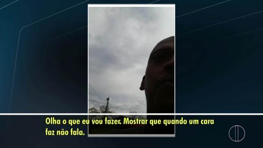 Homem que colocou fogo em mulher na Serra do RJ é transferido para presídio de Campos