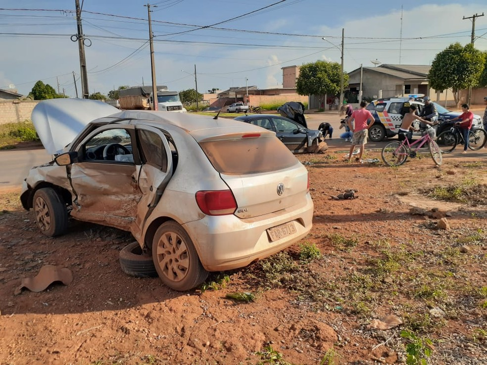 Um vereador morreu nessa quarta-feira (4) após sofrer um acidente em Sorriso — Foto: Arquivo pessoal