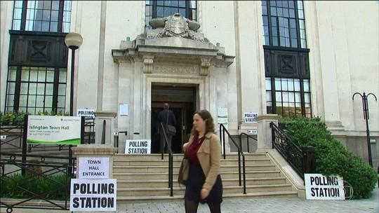 Holanda e Reino Unido dão início às eleições para o Parlamento Europeu