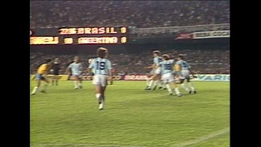 Em 1989, Seção começou a Copa América sob protestos e vaias em Salvador, mas triunfou graças a parceria entre Bebeto e Romário