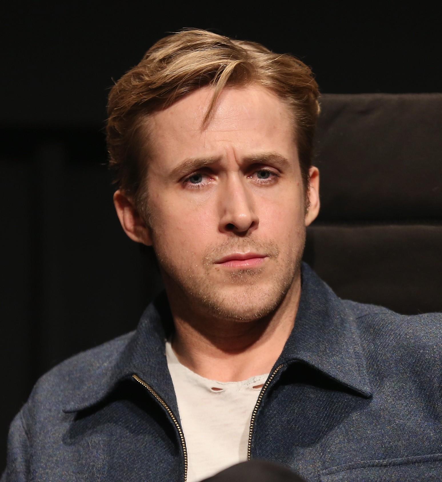 O irmão perdido de Ryan Gosling (ou ele mesmo em 2015) (Foto: Getty Images / Robin Marchant)