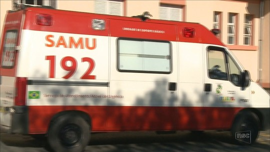 Bombeiros vão passar a gerir ambulâncias do Samu em Florianópolis