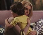 Carolina Dieckmann e Gabriel Pelícia em cena de 'Fina estampa' | Reprodução