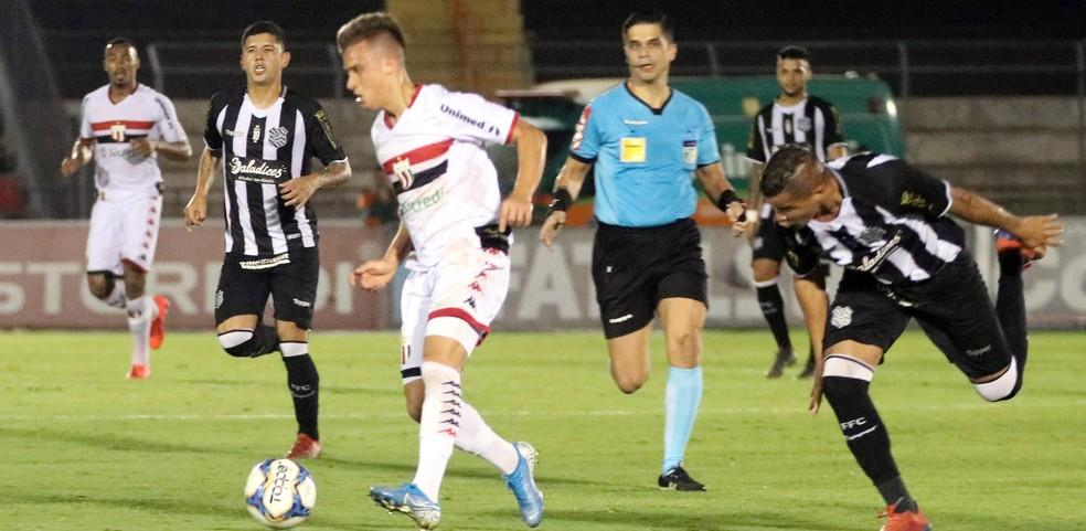Botafogo-SP tem quatro confrontos diretos — Foto: Raul Ramos/Agência Botafogo