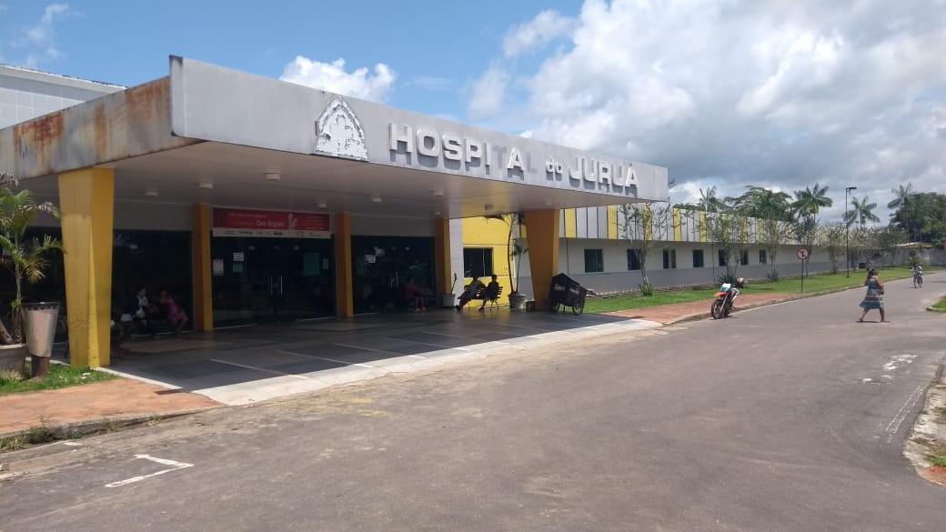 Menina de 11 anos morre ao dar entrada no Hospital do Juruá com suspeita de dengue grave no AC